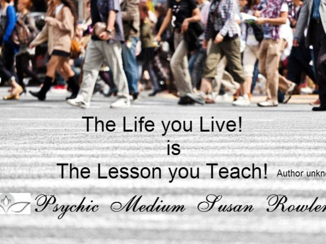 group of people walking life lessons